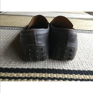 Gucci Shoes - Gucci Men's Size 10 Leather Slip On Boat Deck